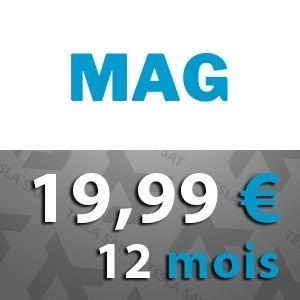 IPTV pour MAG