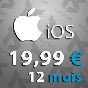 IPTV pour IOS Apple