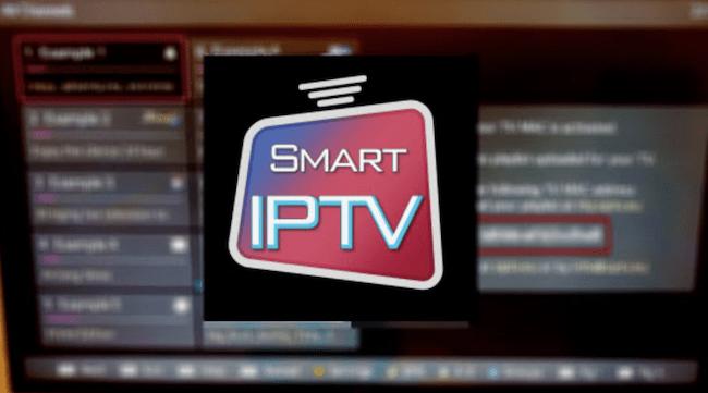 lecteur IPTV pour Smart TV