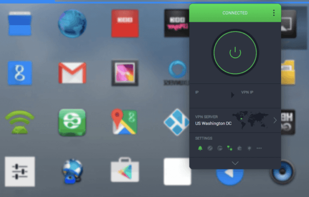 applications VPN pour Android